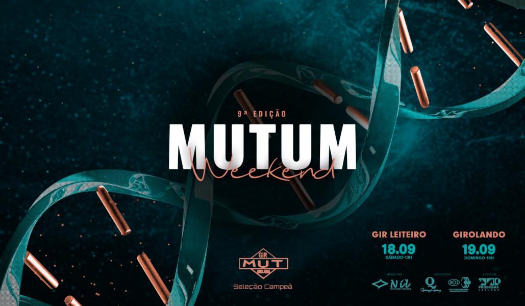9º Mutum Weekend Virtual 2021
