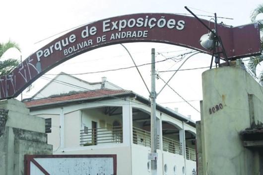 Parque de Exposições da Gameleira